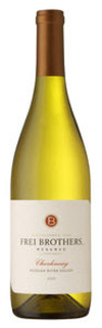 Frei Brothers Reserve Chardonnay 2010, Russian River Valley, Northern Sonoma Bottle