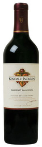Kendall Jackson Vintner's Reserve Cabernet Sauvignon 2010, Sonoma County Bottle