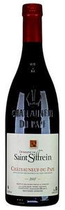 Domaine De Saint Siffrein Châteauneuf Du Pape 2010, Ac Bottle