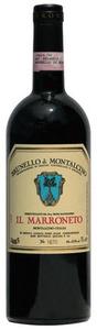 Il Marroneto Brunello Di Montalcino 2007 Bottle