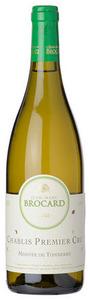 Jean Marc Brocard Mont De Millieu Chablis 1er Cru 2010, Ac Bottle
