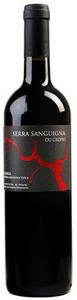 Du Cropio Serra Sanguigna 2008, Igt Calabria Bottle