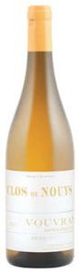 Clos De Nouys Demi Sec Vouvray 2011 Bottle