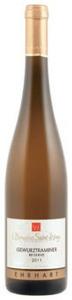 Domaine Saint Rémy Réserve Gewürztraminer 2011, Ac Alsace Bottle