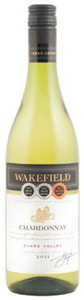 Wakefield Chardonnay 2011, Clare Valley, South Australia Bottle