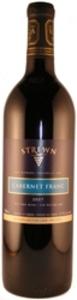 Strewn Winery Cabernet Franc 2010, Niagara Peninsula  Bottle