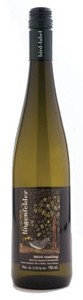 Lingenfelder Bird Label Riesling 2011, Qba Pfalz Bottle