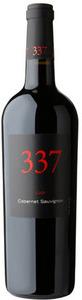 337 Lodi Cabernet Sauvignon 2011, Lodi Bottle