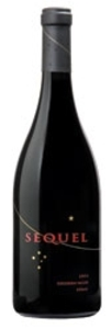 Sequel Syrah 2009, Columbia Valley Bottle