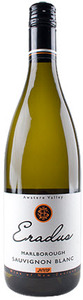 Eradus Sauvignon Blanc 2011, Awatere Valley, Marlborough, South Island Bottle