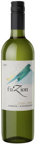 Fuzion Chenin Chardonnay 2012, Mendoza Bottle