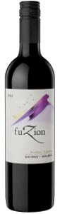 Fuzion Shiraz Malbec 2012, Mendoza Bottle
