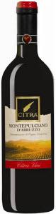Citra Montepulciano D'abruzzo 2011 Bottle