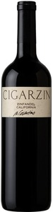 Cigarzin Zinfandel 2008, California Bottle