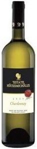 Estate Hatzimichalis Chardonnay 2011, Atalanti Valley Bottle
