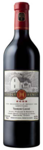 Hidden Bench Terroir Caché Meritage 2009, VQA Beamsville Bench, Niagara Peninsula Bottle