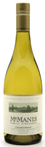 Mcmanis Chardonnay 2010, River Junction Bottle