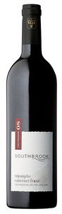 Southbrook Triomphe Cabernet Franc 2010, VQA Niagara-On-The-Lake Bottle