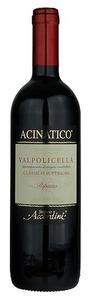 Stefano Accordini Acinatico Ripasso Valpolicella Classico Superiore Doc 2009 Bottle