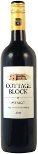 Strewn Cottage Block Merlot 2010, Niagara Peninsula Bottle