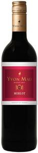 Yvon Mau Merlot 2012, Vin De Pays De L' Aude Bottle