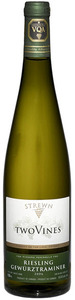 Strewn Two Vines Riesling Gewurztraminer 2011, Niagara On The Lake Bottle