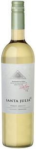 Santa Julia+ Pinot Grigio 2012, Mendoza Bottle