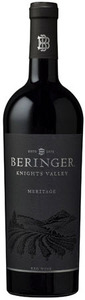 Beringer Knights Valley Meritage 2009, Knights Valley, United States Bottle