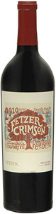 Fetzer Crimson Winemaker's Favourite Red Blend 2010 Bottle