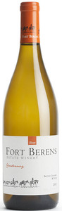 Fort Berens Chardonnay 2010 Bottle