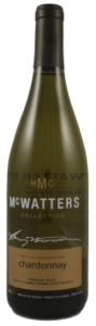 Hmc Mcwatters Collection Chardonnay 2011, Oliver Bottle