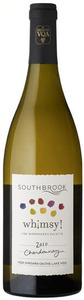 Southbrook Vineyards Whimsy! Chardonnay 2010, Niagara  On The Lake Bottle