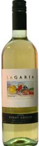 Lagaria Pinot Grigio 2011 Bottle