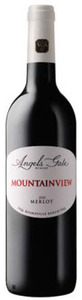 Angels Gate Mountainview Merlot 2007, VQA Beamsville Bench, Niagara Peninsula Bottle