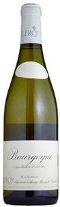 Bourgogne Blanc Leroy 2008 Bottle