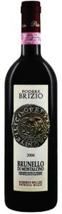 Brunello Di Montalcino   Podere Brizio 2006 Bottle