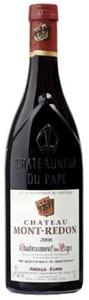 Château Mont Redon Châteauneuf Du Pape 2000 Bottle