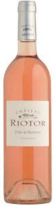Château Riotor Côtes De Provence Rosé 2012 Bottle