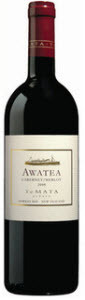 Te Mata Awatea Bay Blend 2009, Hawkes Bay Bottle