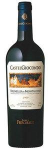Frescobaldi Castelgiocondo Brunello Di Montalcino 2004 Bottle