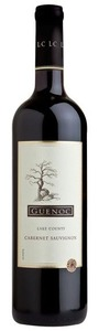 Guenoc Cabernet Sauvignon 2010, Lake County Bottle