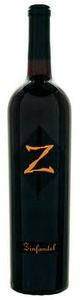 Z Zinfandel 2010, Massoni Ranch, Amador County Bottle