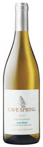 Cave Spring Estate Chardonnay 2010, VQA Beamsville Bench, Niagara Peninsula Bottle