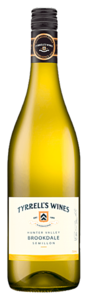 Tyrrell's Brookdale Semillon 2012, Hunter Valley, New South Wales Bottle