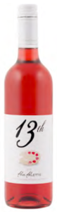 13th Street Pink Palette Rosé 2012, VQA Niagara Peninsula Bottle