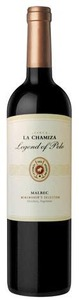 La Chamiza Legend Of Polo Malbec 2010, Mendoza Bottle