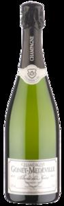 Gonet Médeville Premier Cru Blanc De Noirs Brut Champagne Bottle