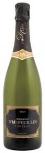 Domaine D'orfeuilles Brut Vouvray, Ac, Méthode Traditionnelle Du Val De Loire Bottle
