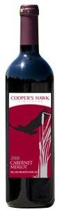 Cooper's Hawk Reserve Cabernet/Merlot 2008, VQA Lake Erie North Shore Bottle