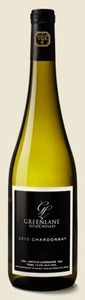 Greenlane Estate Unoaked Chardonnay 2011, VQA Lincoln Lakeshore, Niagara Peninsula Bottle